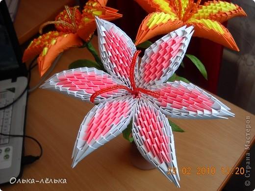Поделки из оригами своими руками фото