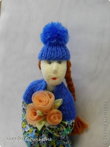 Безумно люблю шить кукол.Я не замечаю,как проходит время,когда я их мастерю,а оно летит,а другие дела стоят,не делаются. фото 5