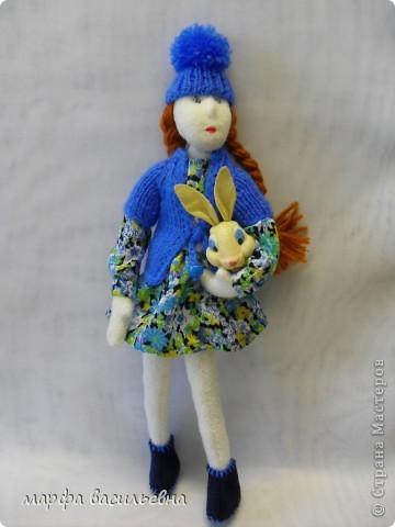 Безумно люблю шить кукол.Я не замечаю,как проходит время,когда я их мастерю,а оно летит,а другие дела стоят,не делаются. фото 7