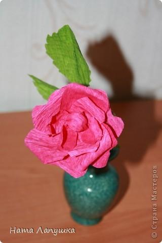 Вот такой цветок получился. фото 2