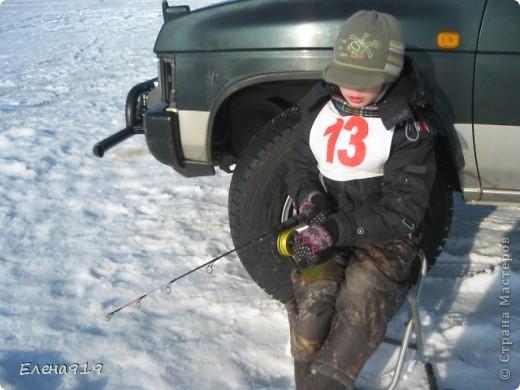 ... мы её не просто ловили, а ещё и соревновались: кто больше поймает :)) фото 3