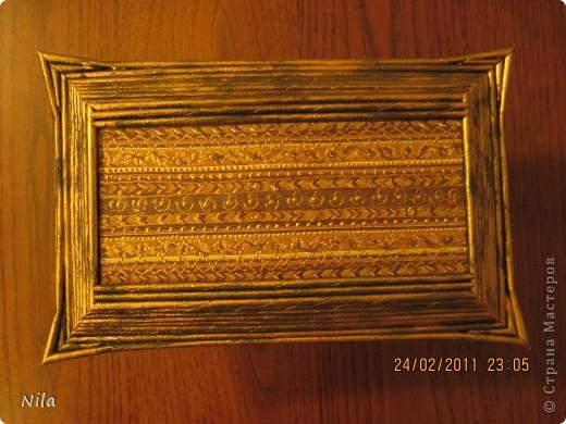 золотая шкатулка фото 3