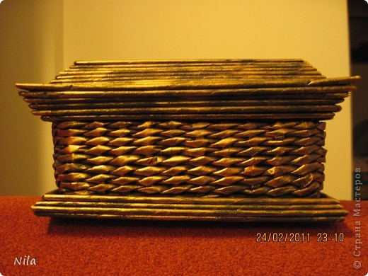 золотая шкатулка фото 1