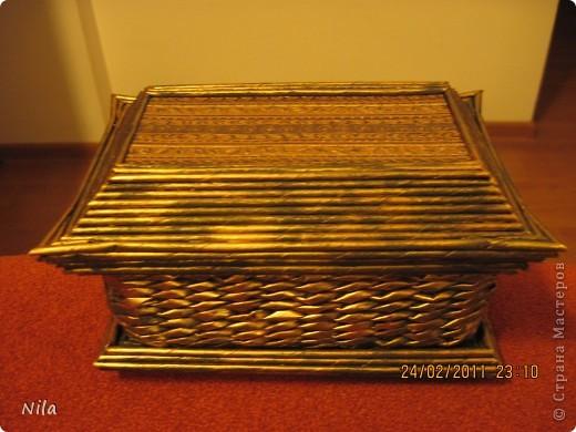 золотая шкатулка фото 2