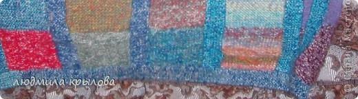 Плед с подушечкой на кресле фото 5