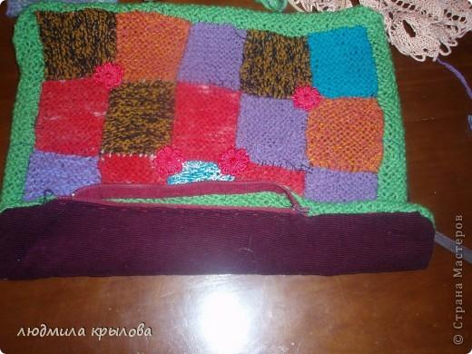 Плед с подушечкой на кресле фото 8