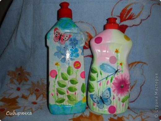 """Карандашница """"Котейки"""".Моя первая работа. Использовала: стакан, открытка,контуры по стеклу, акрил.краски, лак. фото 14"""