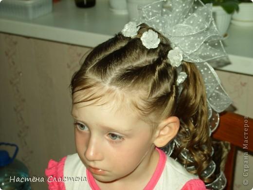 прическа на выпускной для моей принцессы