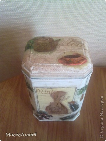 Банка из под чая... фото 4