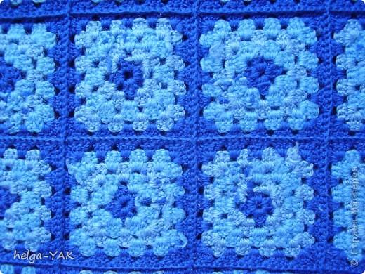 Вязание квадратам носки