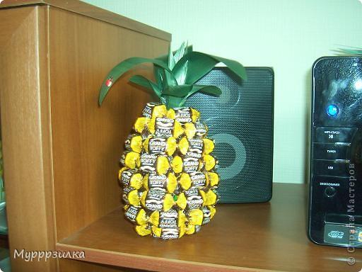 Мой любимый ананас фото 1