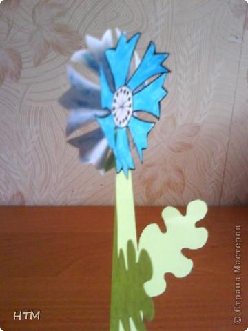 Мастер-класс Поделка изделие 8 марта День матери День рождения Бумагопластика Корзиночка с цветами из бумаги Бумага фото 9