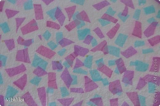 Вот такой набор цветной бумаги получился у меня из ненужных обрезков.  фото 8