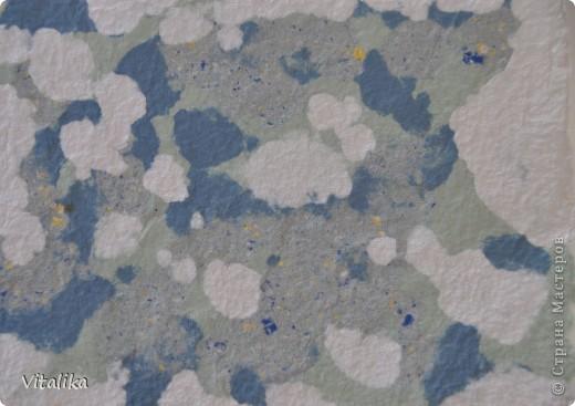 Вот такой набор цветной бумаги получился у меня из ненужных обрезков.  фото 3