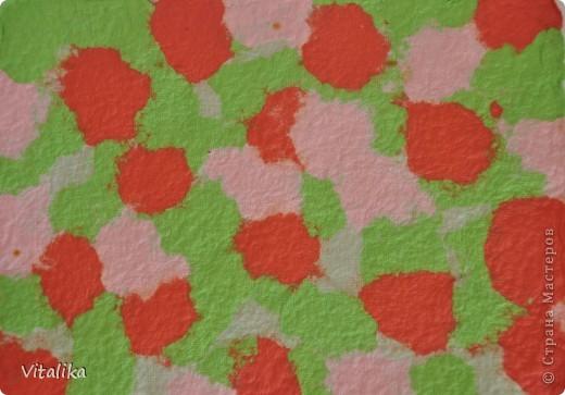 Вот такой набор цветной бумаги получился у меня из ненужных обрезков.  фото 4