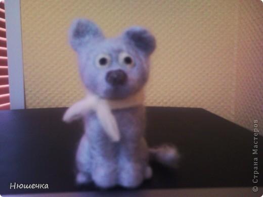 мой первый зверь. даже не могу сказать кто это.))))))) фото 1