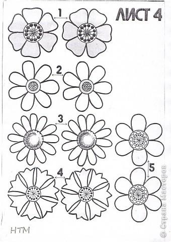 Корзинка и цветы сделаны из бумаги.  Поделка для младших школьников. фото 6
