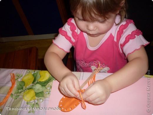 Очень понравилась Масленица в блоге Гайджинки,захотелось повторить фото 6
