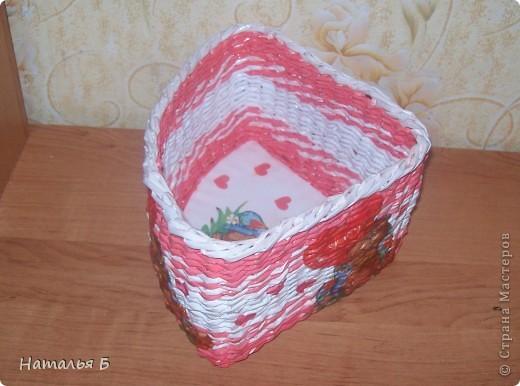 Сделала коробочку по заказу дочки под разные мелочи. фото 2