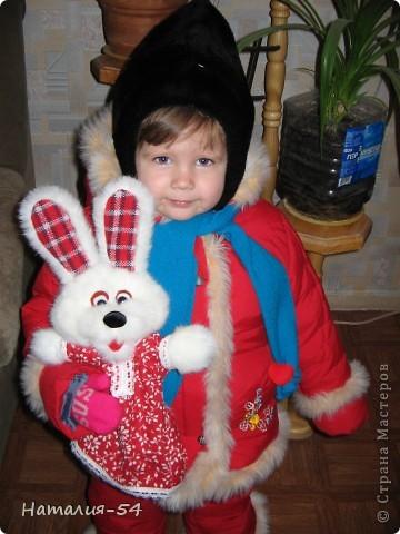 Заяц-перчатка и компания фото 1