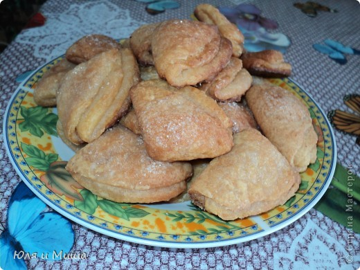 Рецепт этого печенья подсмотрела здесь http://stranamasterov.ru/node/48922, за что Инне очень благодарна!  фото 2