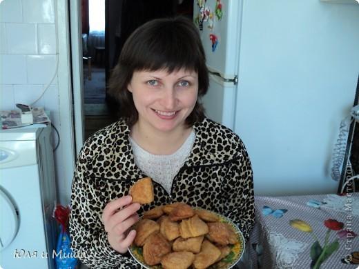 Рецепт этого печенья подсмотрела здесь http://stranamasterov.ru/node/48922, за что Инне очень благодарна!  фото 4