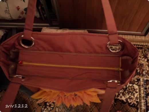 Солнечная -подсолнечная сумка. фото 3