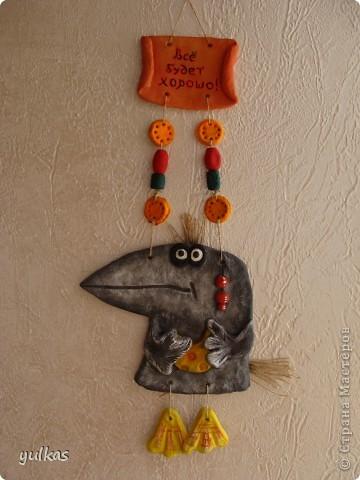 Ворона на счастье:) фото 1