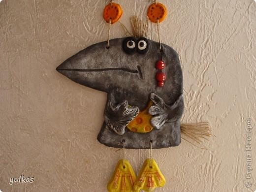 Ворона на счастье:) фото 2