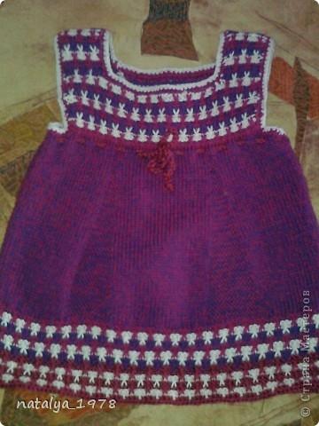 Платье для дочки фото 1