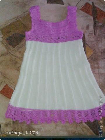 Платье для дочки фото 2