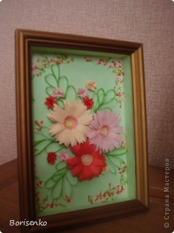 Цветочки для мамы. фото 4