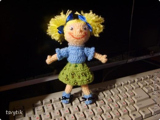 Мини Кукла Дашка!