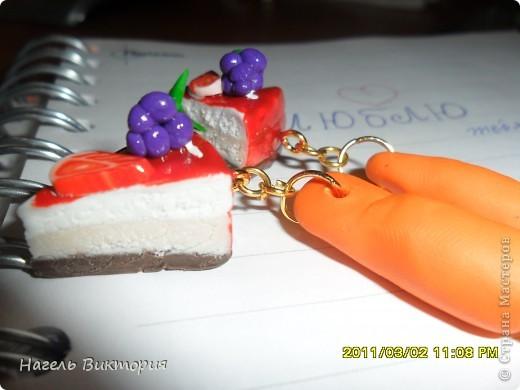 мои первые тортики фото 3