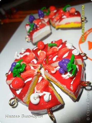 мои первые тортики фото 1