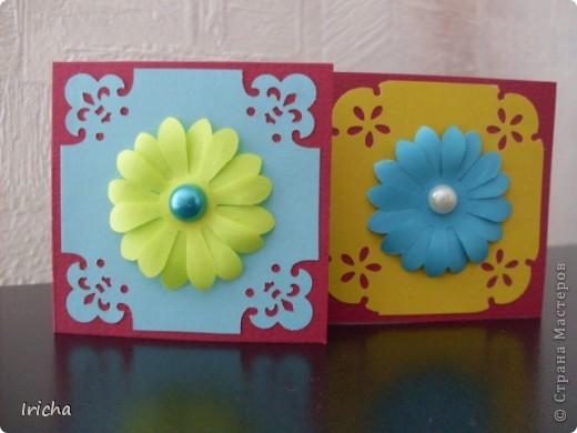 Mini открытки к 8 Марта! фото 2