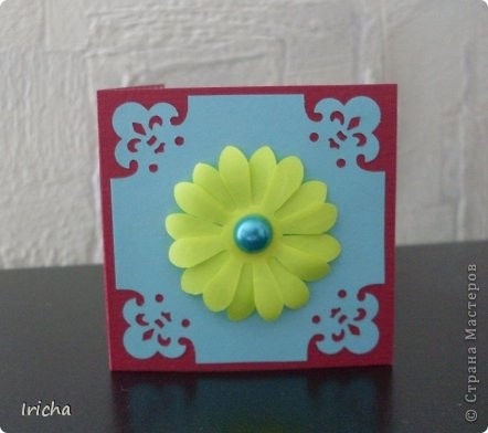 Mini открытки к 8 Марта! фото 4