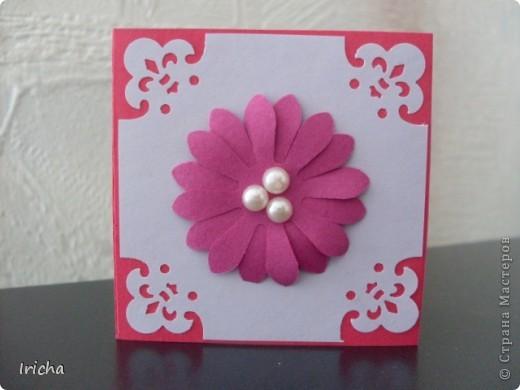 Mini открытки к 8 Марта! фото 3
