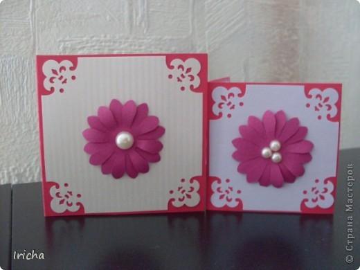 Mini открытки к 8 Марта! фото 1