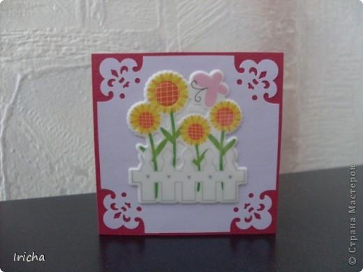 Mini открытки к 8 Марта! фото 5