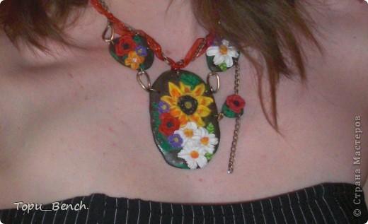 Винтажное ожерелье ;)) фото 1