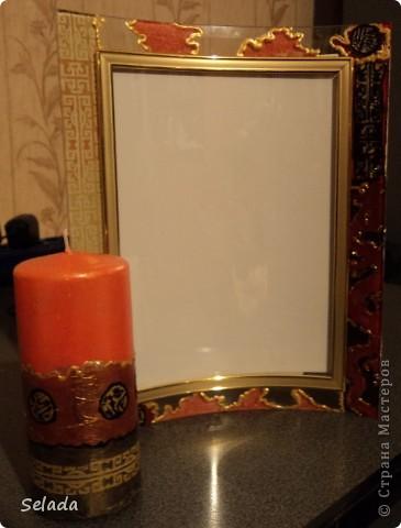 """Задумала создать подарочную серию зеркал (благо, праздник """"на носу""""). Хотелось, чтобы подарки не повторялись, и чтобы каждое зеркало нашло свою хозяйку по стилю, по характеру. фото 3"""