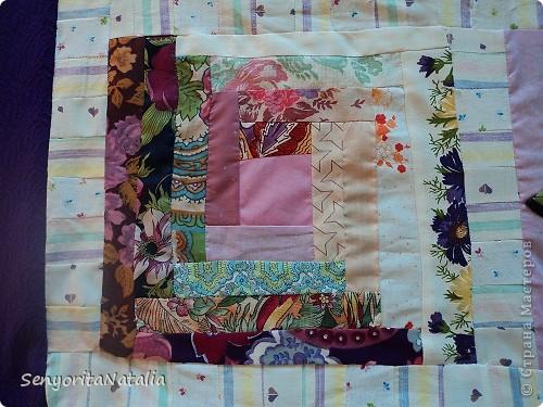 Одеялко детское (в жизни намного ярче! По периметру ярко фиолетовая ткань) фото 3