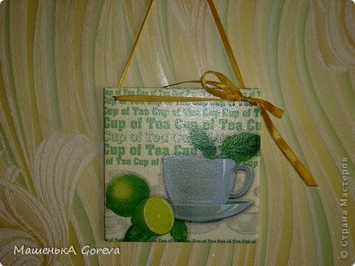 Чайное панно. фото 2
