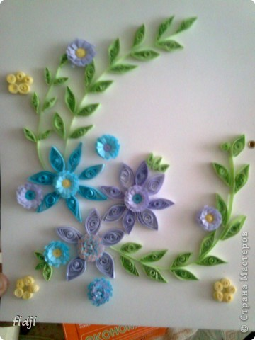 цветут цветы фото 1