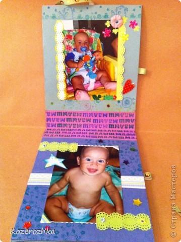 Альбом для фотографий 10 х 15. Для мальчика. фото 3