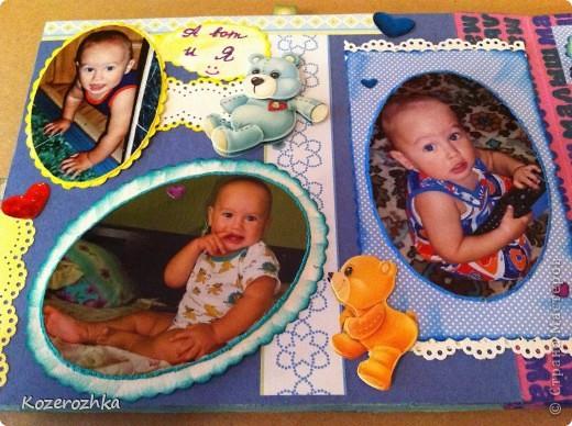 Альбом для фотографий 10 х 15. Для мальчика. фото 6