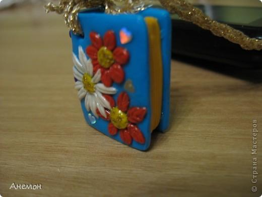 Брелок-блокнот(подарок для дочи) фото 2