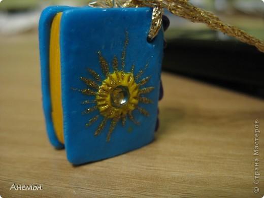 Брелок-блокнот(подарок для дочи) фото 4