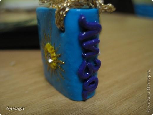Брелок-блокнот(подарок для дочи) фото 5